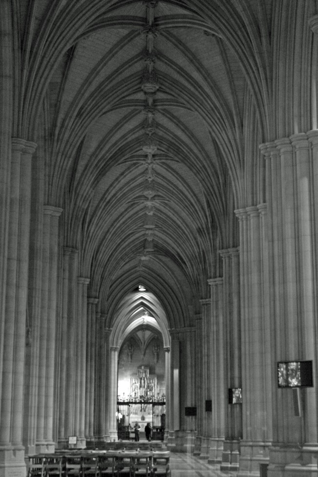 National Cathedral Inside