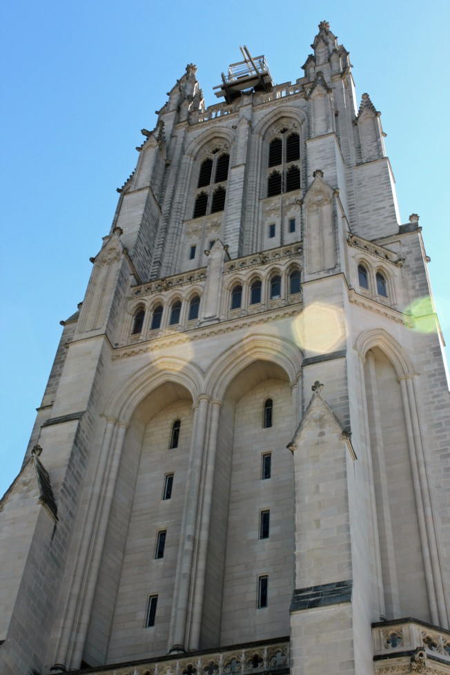 National Cathedral Outside