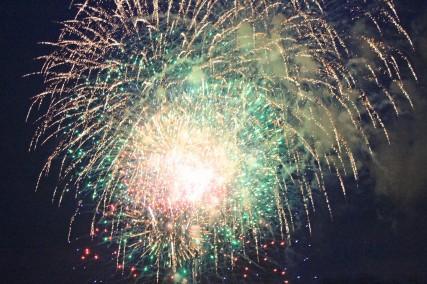 July - Fireworks