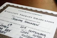 Sep - Radiation Graduation