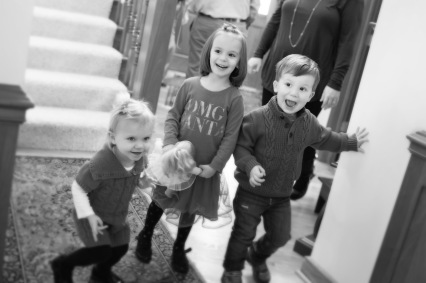 2015 Family Christmas 162 bw